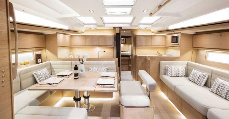 Дизайн и обновление салонов для яхт и катеров