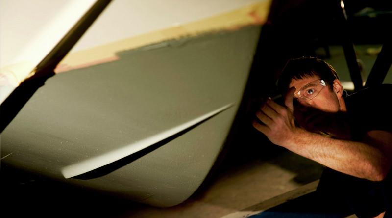 Модернизация, ремонт и покраска корпусов